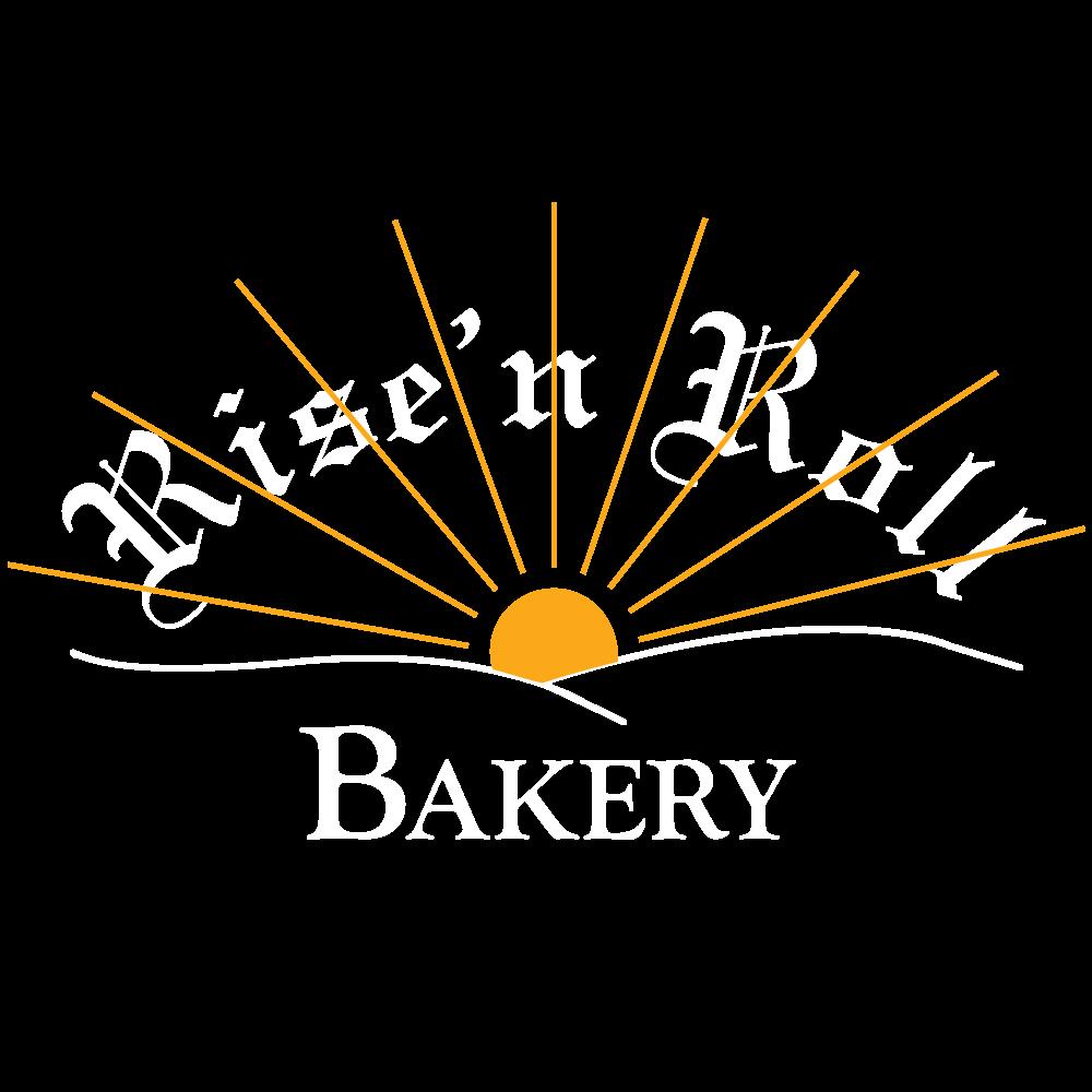 Rise'n Roll Bakery Logo